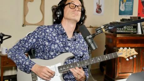 PRS Silver Sky de John Mayer test et comparaison avec une partcaster