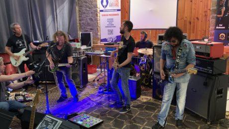 Guit-Ar-Camp 2021, stage guitare, reportage du jour 3 - Nono est dans la place !