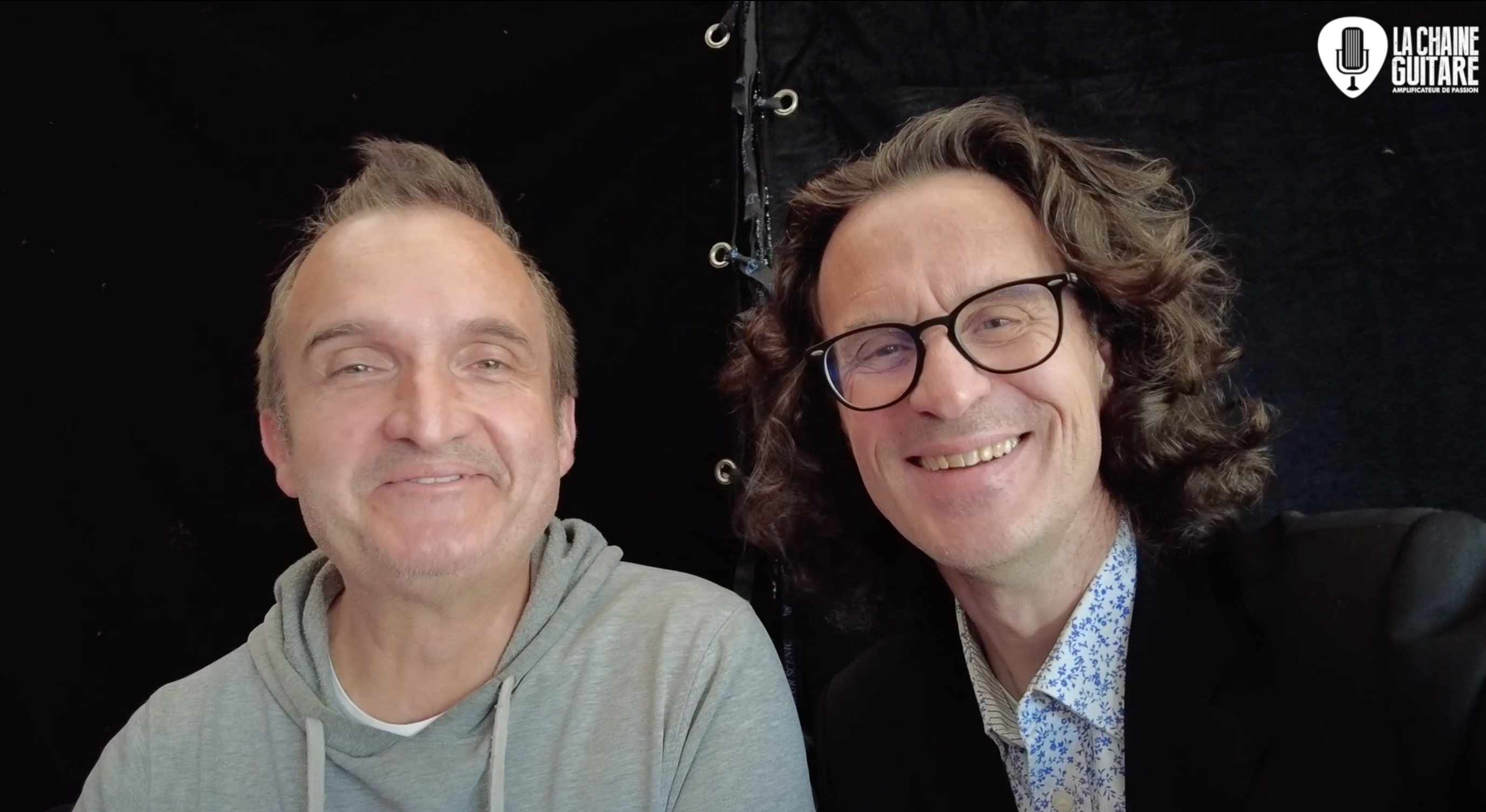 Atelier d'Effectologie, interview Jean-Luc Balaguer lors du Guit-Ar-Camp