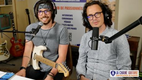 Invité spécial : Tanguy Kerleroux, le guitariste au bandana - Live 02/07/21