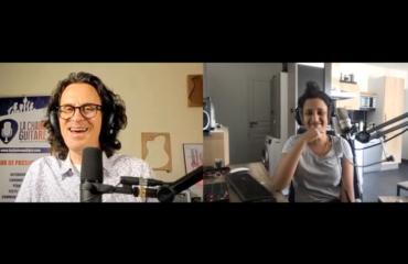 L'intervieweur interviewé : Sonia Konaté alias Sonia Onguitar m'invite sur YouTube