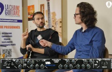 Atténuateur et simulateur d'ampli guitare, tout savoir avec LNA Guitar Effects