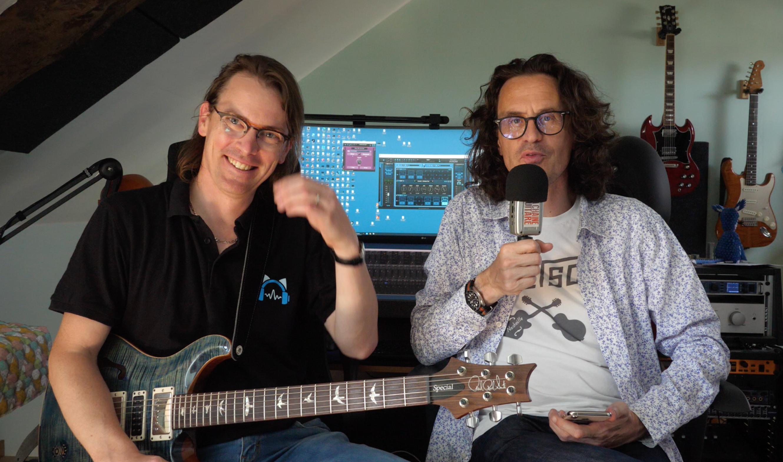 Blue Cat Audio, interview Guillaume Jeulin dans son studio de développement