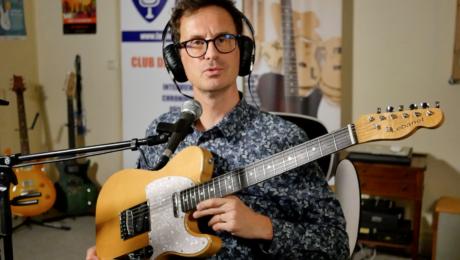 Revue de Presse & Actualités - 26/09/21 - Guitare : modèle T Lebanet