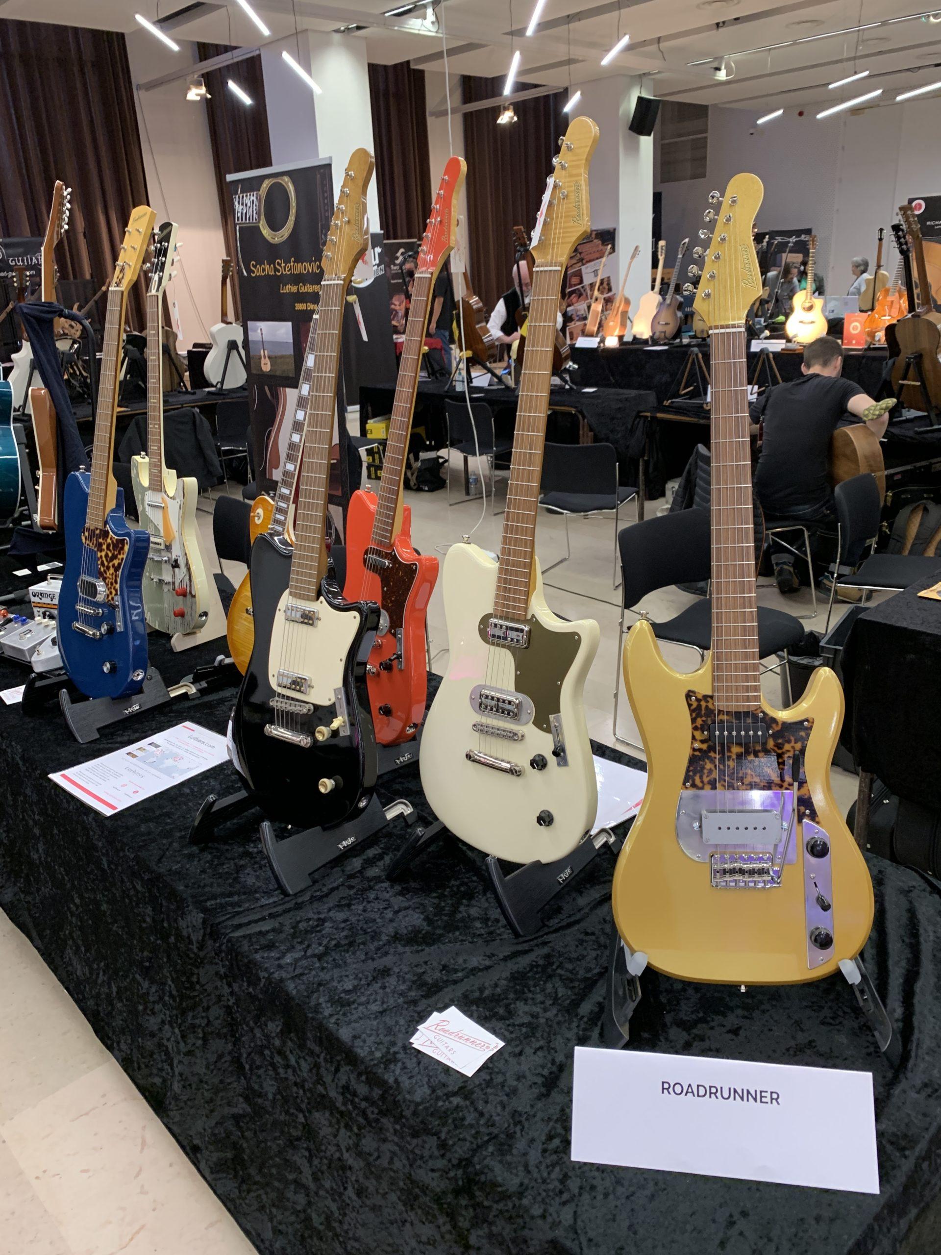 Paris Guitar Festival de Montrouge, reportage dans le salon - Jour 2