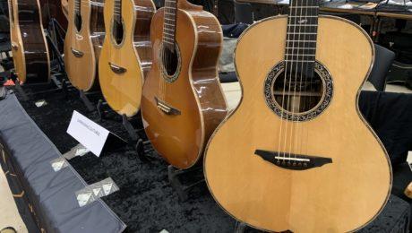 Paris Guitar Festival de Montrouge, reportage dans le salon - Jour 3