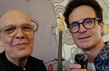 Bernard Paganotti, interview d'un bassiste de légende au Paris Guitar Festival