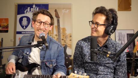 Florent Passamonti, interview en direct du pédagogue et excellent musicien de Blues