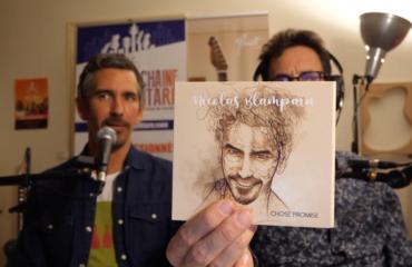 Nicolas Blampain interview débrief après son concert en direct du showroom