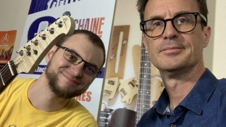Rémi Castillo, interview d'un jeune luthier qui propose des guitares à 1500€