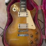 """Spot"" Les Paul Gibson Burst 1959 - Guitares d'Exception Matthieu Lucas"