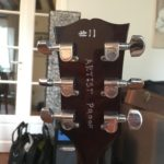 Gibson SG Artist Proof Angus Young AC/DC - Guitares d'Exception Matthieu Lucas