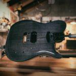 Interview luthier Christophe Dufour - Custom Design Guitars - Une guitare à gagner