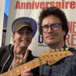 Interview Simon Borro - Guitariste pro démonstrateur chez Vola Guitar