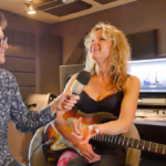 "Interview Ana Popovic - Guitare à la Main - Album ""Like It on Top"""